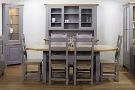 grey painted furnitureAmusing Grey Painted Dining Room Furniture 65 With Additional