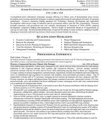Cio Resume Example Best Of Cto Resume Examples Techtrontechnologies