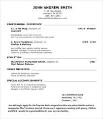 40 High School Graduate Resume Templates PDF DOC Free Classy High School Diploma On Resume