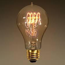 artsy lighting. 1900 Victorian Style A23 - 25 Watt Image Artsy Lighting T