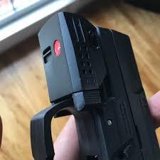 Rechargeable Weapon Light 4sevens New Ws1 Pistol Light Shot 2017 The Firearm Blog