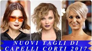 Nuovi Tagli Di Capelli Corti Mossi