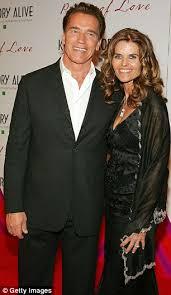 who's dating arnold schwarzenegger