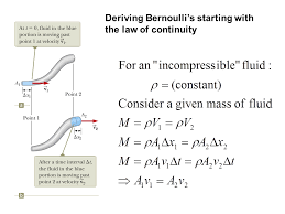 bernoulli equation pipe flow. deriving bernoulli\u0027s starting with the law of continuity bernoulli equation pipe flow