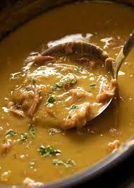 pea and ham soup recipetin eats