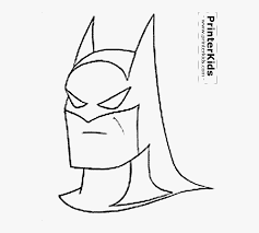Batman coloring pages are available free for kids. Batman Head Png Batman Coloring Pages For Kids Transparent Png Transparent Png Image Pngitem