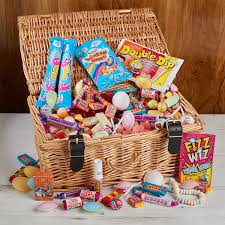 for a really extravagant gift we sell these sweets by the her load sure to keep a sweet tooth satisfied for the whole holiday view the range