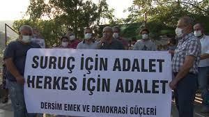 Suruç Katliamı Türkiye devrim hareketiyle Kürt halkının buluşmasını  engellemeye yönelikti'-VİDEO - PİRHA