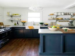 Kitchen No Wall Cabinets Kitchen Designs With No Upper Cabinets Back To Wall Toilet