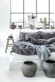 grey linen duvet cover nz dark set charcoal gray 5