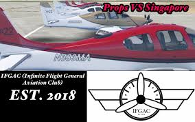 Completed Infinite Flight General Aviation Club Props Vs