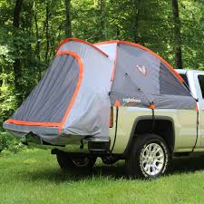 Rightline Gear Full Size Long Two Person Bed Truck Tent (8 ...