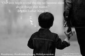 5 Inspiring Quotes That Will Make You Want To Act To Fight Child
