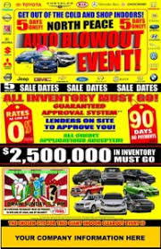 Selling Flyers Making A Direct Sale With Auto Flyers Toronto Advertising Limited