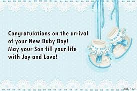 New Baby Congrats Congratulations For Newborn Baby Boy Quotes Wishes Messages On Baby