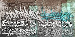 Graffiti Font Styles Graffiti Fonts Myfonts
