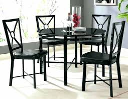 round dinette sets glass dinette sets diamond black glass dinette table glass kitchen dinette sets