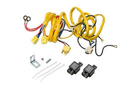 amazon com putco 230004hw premium automotive lighting h4 100w heavy amazon com putco 230004hw premium automotive lighting h4 100w heavy duty wiring harness and relay automotive