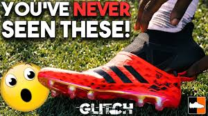 adidas glitch. adidas glitch revolutionary football boots! interchangeable soccer cleats - youtube