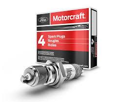 USA - Motorcraft - <b>Spark Plugs</b>
