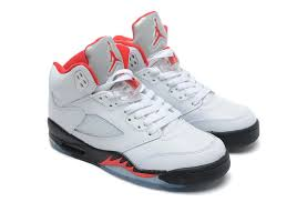 jordan shoes for girls 2014 black and white. air jordan 5 retro womens white fire red-black girls for sale-1 shoes 2014 black and i