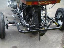 converted goldwing to trike tow pac kit pic heavy vtxoa report this image