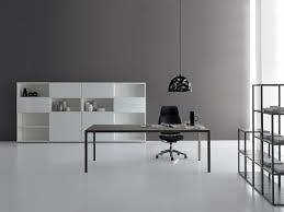 office desk metal. Wooden Office Desk / Metal Contemporary Commercial E