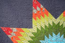 Scrappy Lone Star Quilt & Lone Star Quilt ... Adamdwight.com
