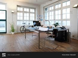 modern interior office stock. Interior Of A Modern Informal Office Stock