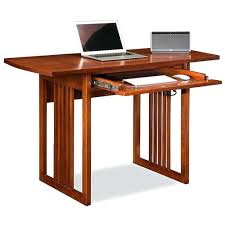 computer desks furniture writing desk modern middle room design hutch drawers wood computer white cherry