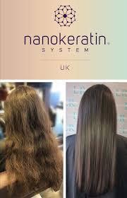 nano keratin hair treatment