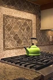 modern kitchen backsplash 2013. Best Kitchen Backsplash Designs For : Glossy Green Kettle Stoned  Modern Stove Modern Kitchen Backsplash 2013 S