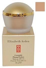 ceramide plump perfect by elizabeth arden ultra lift and firm makeup 32g bisque spf15