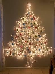 christmas tree lighting ideas. String Light Christmas Tree Lighting Ideas