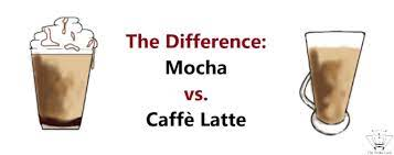 the difference between a mocha and a