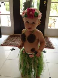 hawaiian costume for toddlers