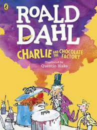 Charlie and the Chocolate Factory Activity Sheet - Chatterbooks in Lockdown  - Children and Teenagers Pages - The Virtual Library