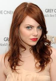 Heart Shaped Hair Style redheads the best haircut for your shape face 6024 by wearticles.com
