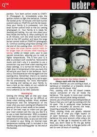 Weber Family Q Handbook Q3100 Q3200 By R Mcdonald Weber