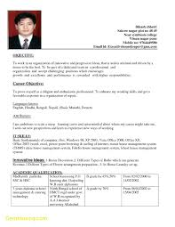 Sample Resume Skills For Hotel And Restaurant Management New Resume