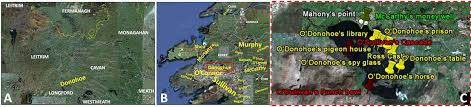 Y Chromosome DNA Test Pinpoints Genetic Homeland in Ireland | Surname DNA  Journal