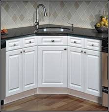 kitchen sinks white and black rectangle unique wooden kitchen sink base cabinet stained design