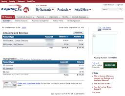 Capital One Bank Customer Service Capital One Consumer Bank Savings Account Review My Money Blog