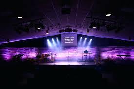 church lighting design ideas. Furniture Small Church Stage Design Ideas Best Home Intended Lighting Fine 4 Logo Interior Bes . T