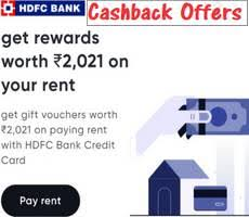 If you are yet to apply for a credit card, you could look at the bank websites such as hdfc bank to check the varied card offerings available and apply with the necessary documents. Get Rs 2021 Vouchers On Rent Payment Using Hdfc Credit Card At Cred Till May 21 Godeal Online