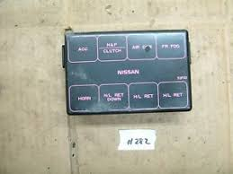 89 s13 fuse box product wiring diagrams \u2022 S14 Hatch nissan 240sx s13 engine bay fuse box cover 89 90 91 92 93 94 type 2 rh ebay com s13 hatch rocket bunny s13