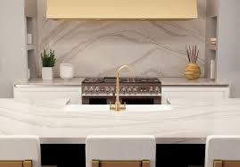 cambria quartz sheet backsplash