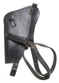 us vietnam m3 victory revolver pilots shoulder holster premium black leather vietnam 1961 75 reproductions
