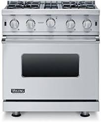 gas cooktop viking. Viking VGIC53014BSS 5 Series 30 Inch Freestanding Gas Range With 4 Cu. Ft. Primary Cooktop