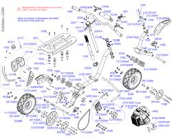 parts gas scooter parts gtr46 gtr46i www goped com Go PED Engine at Go Ped Iped 8 Wiring Diagram